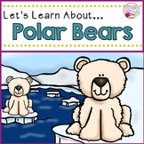 Polar Bears Emergent Reader