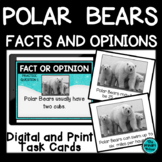 Polar Bears: Facts and Opinions