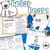 Polar Bears: Informational Interactive Read-Aloud Lesson P