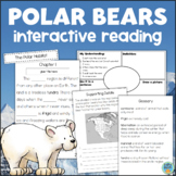 All About POLAR BEARS Interactive Reading