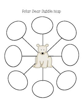 Polar Bears Mini Book