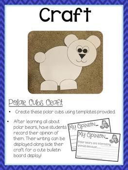 Polar Bears Non-Fiction