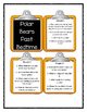 Magic Tree House POLAR BEARS PAST BEDTIME- Discussion Cards