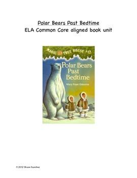 Polar Bears Past Bedtime Literature Unit