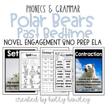 Polar Bears Past Bedtime NO PREP (ELA)