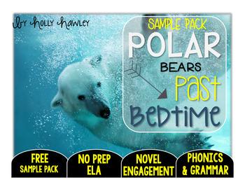 Polar Bears Past Bedtime NO PREP (ELA) SAMPLE