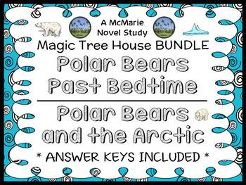 Polar Bears Past Bedtime | Polar Bears and the Arctic : Magic Tree House BUNDLE