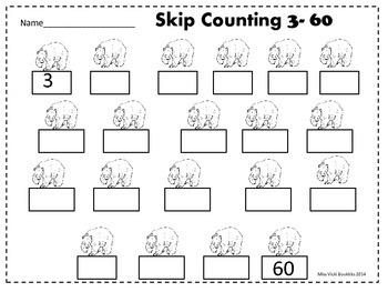 Polar Bears & Penguin Math Activities Pre-K -2 (Bundle)