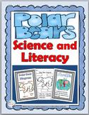 Polar Bears Science & Literacy - Polar Bears Unit - Winter