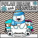 Polar Bears and Penguins: A Polar Region Thematic Unit!