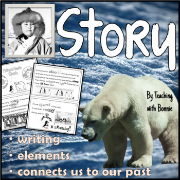 Story Connects Us to Family Story Elements