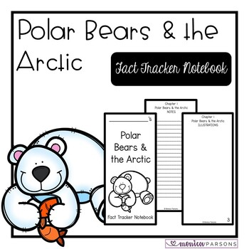 Polar Bears and the Arctic Fact Tracker Research Guide