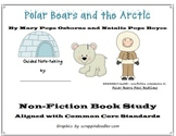 Polar Bears and the Arctic Research Guide - MTH Common Core study