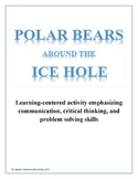 Polar Bears around the Ice Hole Activity PowerPoint Package