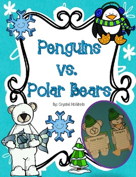 Polar Bears vs. Penguins FREEBIES