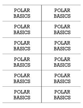 Polar Calculus (expansion set)