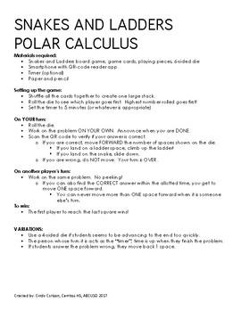 Polar Calculus - for AP Calculus BC