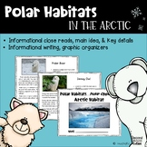 POLAR BEARS live at the North Pole!... An Arctic Habitat
