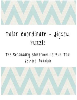 Polar Coordinate Jigsaw Puzzle