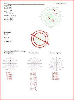 Polar Coordinate System (WS)