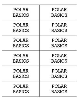 Polar Coordinates and Graphs (expansion set)