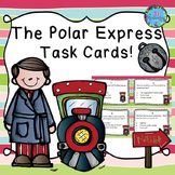 The Polar Express Activity Task Cards (Reading Comprehension)