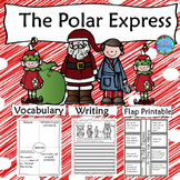 Polar Express Activities:  Book Companion