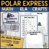 The Polar Express Activities - Author's Purpose