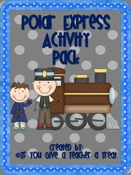 Polar Express Activity Pack