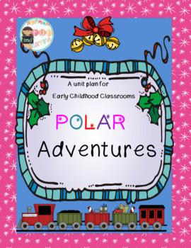 Polar Express Adventures in Literacy and Math for Preschoo