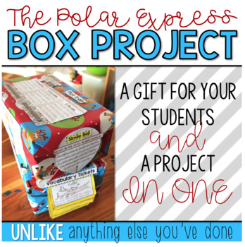 Polar Express BOX PROJECT