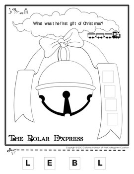Polar Express Bell Activity