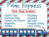 Polar Express Book Study & Literacy Activities - 2nd Grade