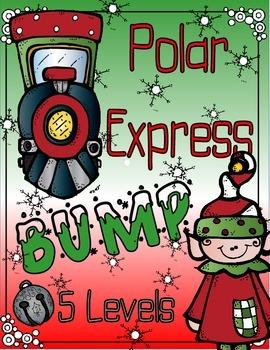 Polar Express Bumps - 5 different games