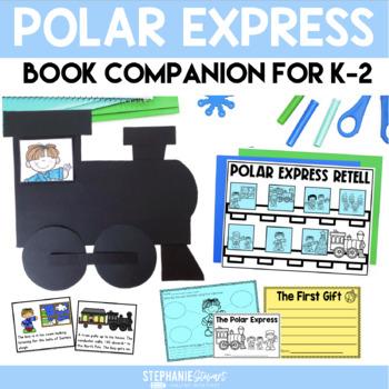 Polar Express {Christmas Craftivity, Writing, & Printables}
