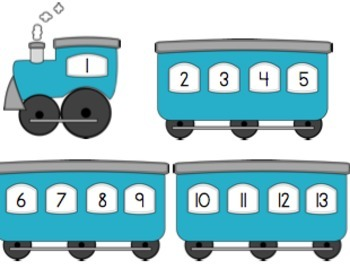Polar Express Christmas Unit:  12 Literacy and Math 1st and 2nd Grade Activities