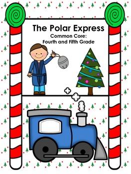 Polar Express Common Core- High Level Thinking Grades 4-5