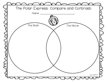 Polar Express Compare and Contrast