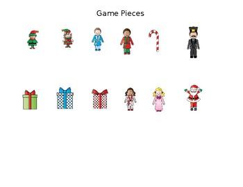 Polar Express Comprehension Game