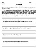 Polar Express Comprehension Questions