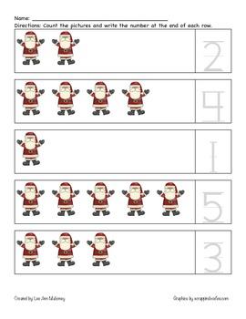 Polar Express Counting