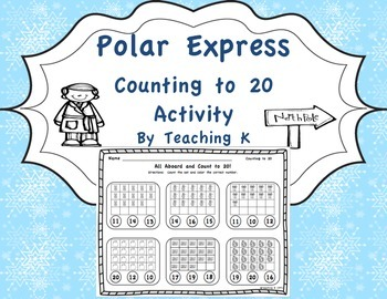 Polar Express Counting to 20