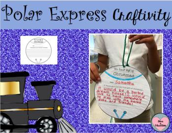 Polar Express Craftivity