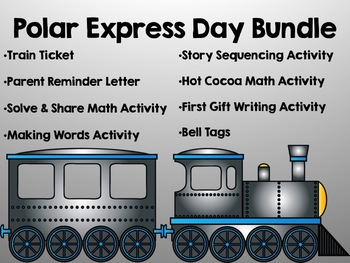Polar Express Day Bundle