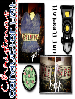 Polar Express Day Hats