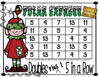 Polar Express Doubles/Doubles Plus 1