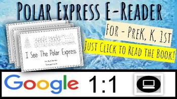 Polar Express E-Reader Google 1:1