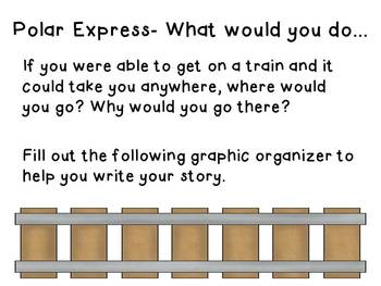 Polar Express: Exceptional Math and Literacy Activities for the book and movie