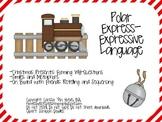 Winter Train Expressive Language