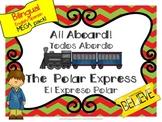 Polar Express ENGLISH & SPANISH Mega Pack